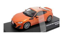 Toyota  - 86 TRD orange - 1:43 - J Collection - 73019or - jc73019OR | The Diecast Company