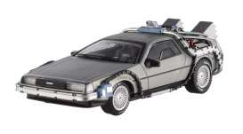 Delorean  - 1:43 - Hotwheels Elite - mvx5493 - hwmvx5493 | The Diecast Company
