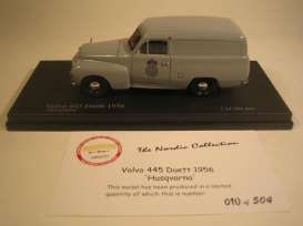 Volvo  - 1956 grey/black - 1:43 - Nordic Collection - Trofue - NC011 | The Diecast Company