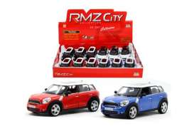 Mini  - 2011 various - 1:32 - RMZ City - RMZ555001 | The Diecast Company