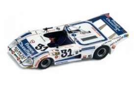 Lola  - 1979 white/blue - 1:43 - Bizarre - BZ173 | The Diecast Company