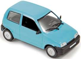 Fiat  - 1991 light blue - 1:43 - Norev - nor775303 | The Diecast Company