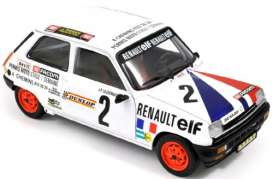Renault  - 1978 white - 1:43 - Norev - nor510520 | The Diecast Company