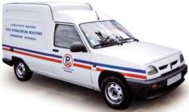 Renault  - 1995 white - 1:43 - Norev - nor514005 | The Diecast Company