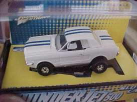 Ford  - white - 1:64 - Johnny Lightning - 39340mustang - jl39340mustang | The Diecast Company