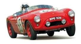 AC  - Ace Ruddspeed 1957 red - 1:43 - Norev - 270352 - nor270352 | The Diecast Company