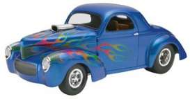 Willys  - 1:25 - Monogram - mono4909 | The Diecast Company