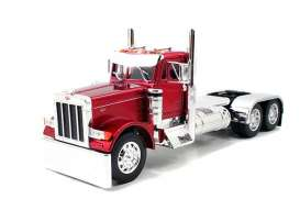 Peterbilt  - red - 1:32 - Jada Toys - 23101r - jada23101r | The Diecast Company