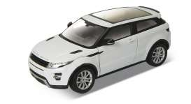 Range Rover  - 2011 white - 1:24 - Welly - welly24021w | The Diecast Company