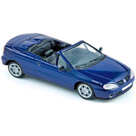 Renault  - 1999 blue - 1:43 - Norev - 517626 - nor517626 | The Diecast Company