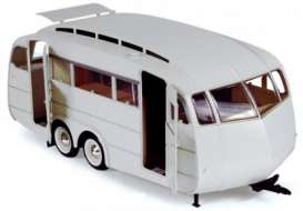 Caravan  - 1955 white - 1:18 - Norev - nor185726 | The Diecast Company