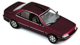Norev - Peugeot  - nor474511 : 1987 Peugeot 405 SRI, dark red