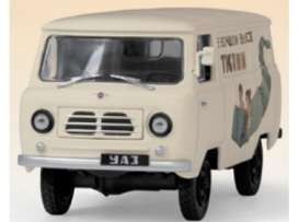 non  - 1958 cream - 1:43 - Magazine Models - rusFood - magrusFood | The Diecast Company