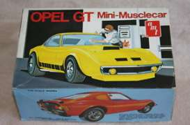 Opel Buick - 1972  - 1:25 - AMT - s729 - amts729 | The Diecast Company