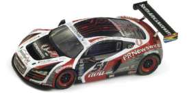 Audi  - 2012 red/white/black - 1:43 - Spark - us002 - spaus002 | The Diecast Company