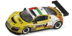 Audi  - 2012 yellow - 1:43 - Spark - us003 - spaus003 | The Diecast Company