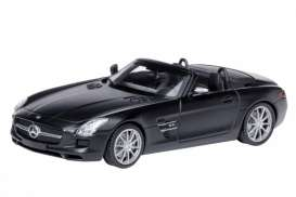 Mercedes Benz  - black - 1:43 - Schuco - 7458 - schuco7458 | The Diecast Company