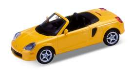 Toyota  - orange-yellow - 1:34 - Welly - 42326 - welly42326 | The Diecast Company