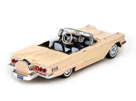 Ford  - 1960 tawney beige - 1:18 - SunStar - 4316 - sun4316 | The Diecast Company
