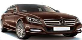 Mercedes Benz  - 2012 brown - 1:43 - Norev - nor351310 | The Diecast Company