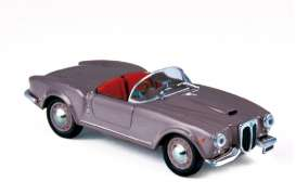 Lancia  - 1954 dark grey - 1:43 - Norev - nor780104 | The Diecast Company