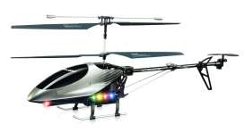 Helicopters  - 2013 silver/black - Rotorz - RT03 | The Diecast Company