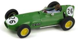 Lotus  - 1960 green - 1:43 - Spark - s1822 - spas1822 | The Diecast Company