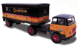 Unic  - black/orange - 1:43 - Norev - cl5511 - norcl5511 | The Diecast Company