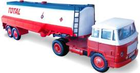 Norev - Unic  - norc80420 : Unic Tanker *Total*, red/white/blue