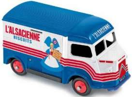 Citroen  - 1965 blue/white/red - 1:43 - Norev - norC80131 | The Diecast Company