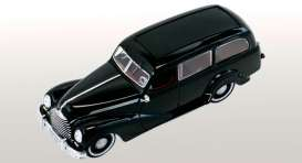 EMW  - 340 Kombi 1953 black - 1:43 - Ixo Ist Collection - ixist055 | The Diecast Company