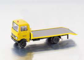 Mercedes Benz  - yellow - 1:87 - Bub - bub07854 | The Diecast Company