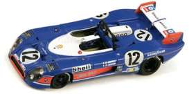 Matra  - 1973 blue - 1:43 - Spark - s3550 - spas3550 | The Diecast Company