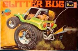 Volkswagen  - Glitter Bug   - 1:25 - Revell - US - 1740 - rmxs1740 | The Diecast Company
