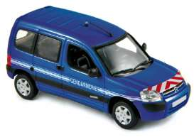 Citroen  - 2004 blue - 1:43 - Norev - 155711 - nor155711 | The Diecast Company