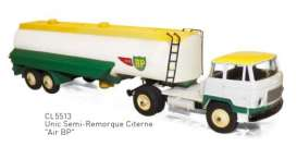 Unic  - green/white/yellow - 1:43 - Norev - cl5513 - norcl5513 | The Diecast Company