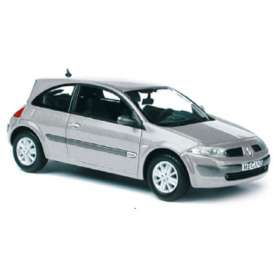Renault  - 2002 silver - 1:43 - Norev - 517634 - nor517634 | The Diecast Company