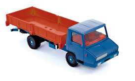 Berliet  - 1965 orange/blue - 1:43 - Norev - norC80251 | The Diecast Company