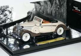 Maybach  - 1937 creme/coffee - 1:43 - Signature Models - sig43705t | The Diecast Company