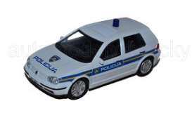 Volkswagen  - white/blue - 1:43 - Cararama - 220ND-2 - cara220ND-2 | The Diecast Company