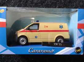 Volkswagen  - yellow - 1:43 - Cararama - 220ND-3 - cara220ND-3 | The Diecast Company