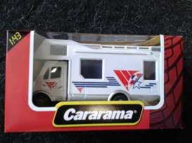 Mercedes Benz  - white/silver/red - 1:43 - Cararama - 397492662-1 - cara397492662-1 | The Diecast Company