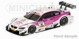 BMW  - 2012 pink/white - 1:18 - Minichamps - 100122215 - mc100122215 | The Diecast Company