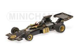 Lotus Ford - 1972 black/gold - 1:43 - Minichamps - mc400720011 | The Diecast Company