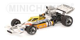 McLaren Ford - 1972 white - 1:43 - Minichamps - 530720021 - mc530720021 | The Diecast Company