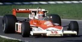 McLaren Ford - 1977 red/white - 1:43 - Minichamps - mc530770014 | The Diecast Company
