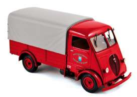 Peugeot  - 1949 red - 1:43 - Norev - nor479878 | The Diecast Company