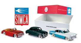 Simca  - various - 1:43 - Norev - norc80906 | The Diecast Company