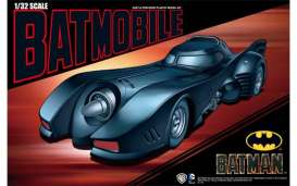 Aoshima - Batman  - abk106962 : 1/32 Batman Batmobile, plastic modelkit