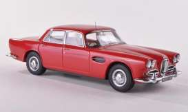 Lagonda  - 1962 red - 1:43 - NEO Scale Models - 45161 - neo45161 | The Diecast Company